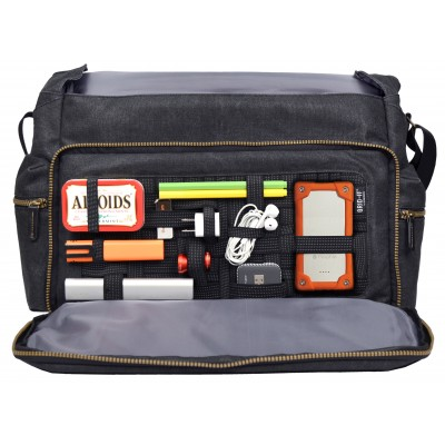Urban Adventure 16 Messenger Bag Up To Laptop