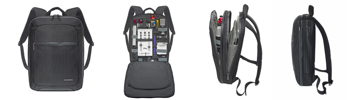 Cocoon launches SLIM featuring GRID-IT� - the most innovative tech backpack ever.